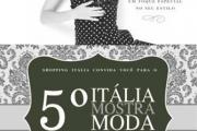5º Itália Mostra Moda
